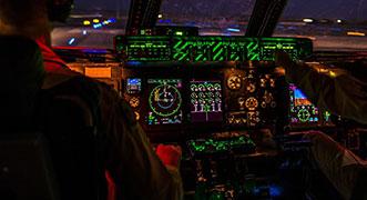 Luftfahrt-Elektronik-Versicherung