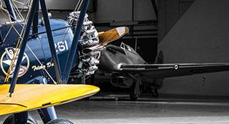 Luftfahrtbetrieb Hangar Inhaltsversicherung