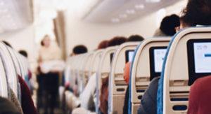 Sitzplatz-Unfallversicherung für die Luftfahrt